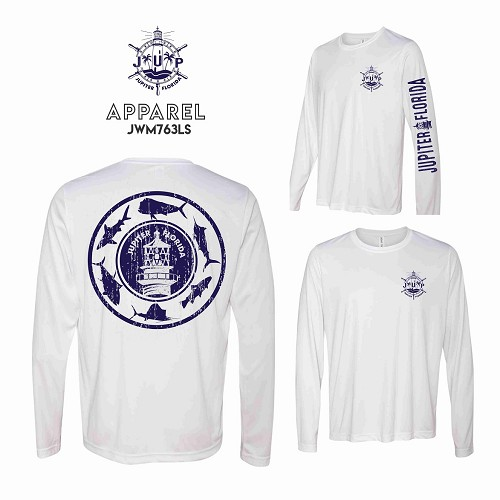 Jupiter Florida Fish Performance Long Sleeve